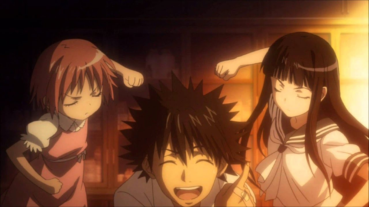 My Top10 ActionRomanceComedy Anime List 4