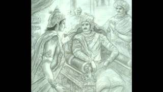 MAHABHARATA CHAPTER 55 NOT A NEEDLE-POINT OF TERRITORY