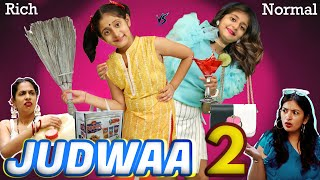 JUDWAA 2 - Rich vs Normal | A Short Film | MyMissAnand