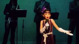 I'm Sitting on Top of the World -- Al Jolson -- cover -- Natalie Tran -- Roaring Twenties Cabaret