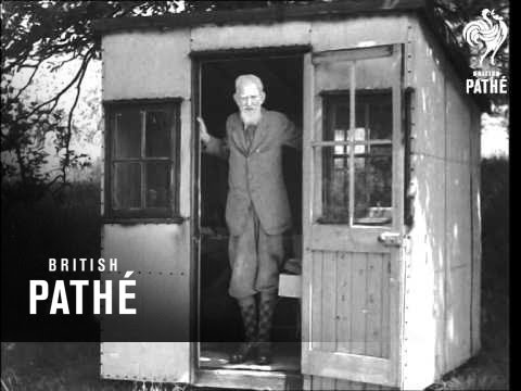 George Bernard Shaw At Home (1946)