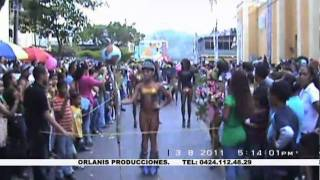 Carnavales de Ocumare del Tuy.  Año 2.011. Filmación y Edición, ORLANIS RAFAEL