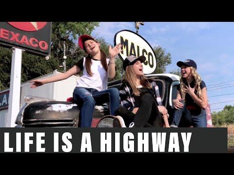 Hidup Adalah Jalan Raya Disney Pixar Mobil   Lydia Oakeson Lyza Bull & Isabel Oakeson (Cover)