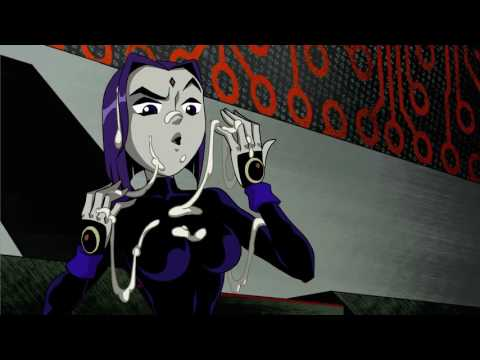 Raven vs Slade. Sladed.(Teen Titans). from YouTube · Duration:  15 seconds