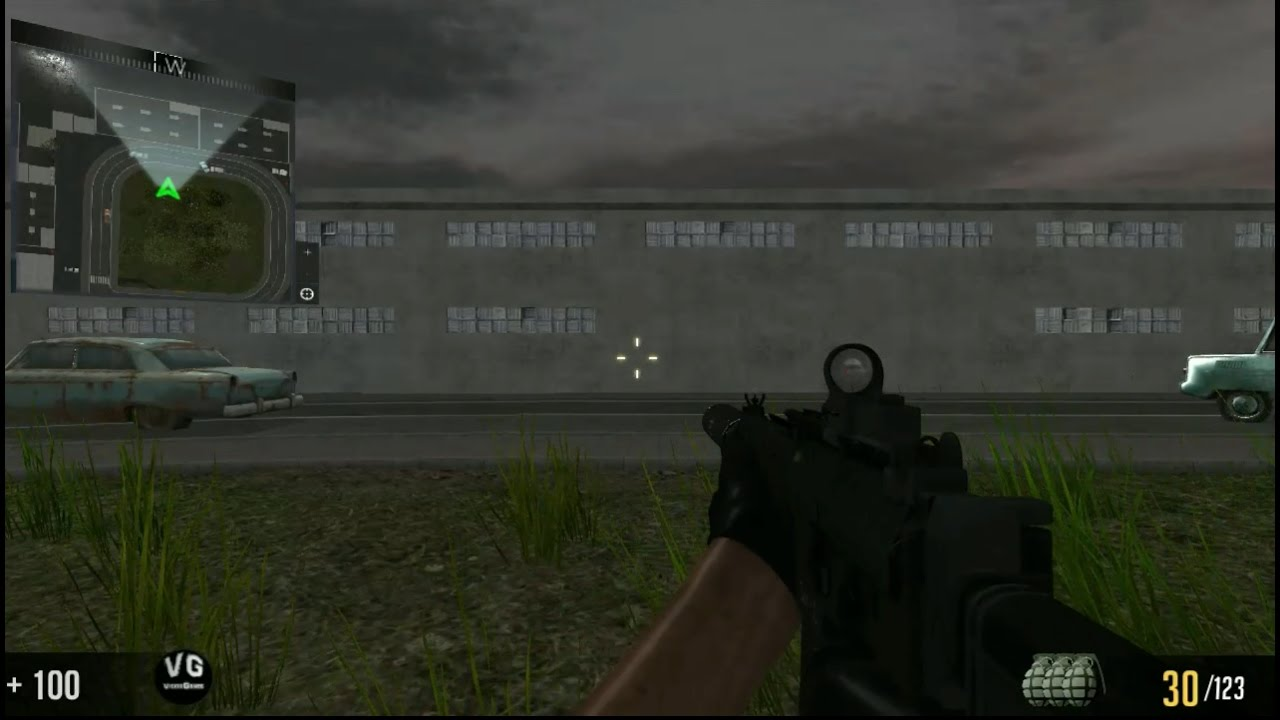 Unity 3D FPS Project (version 0 9)