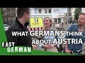 What do Germans think about Austria?   Easy German 87