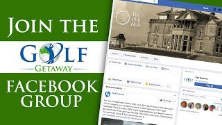 Join the Golf Getaway (19th Hole) Facebook Group