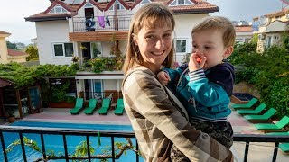 Апартаменты в городе Фетхие, Турция - Ten Apart Hotel