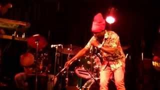 Black Prophet @ Hootananny 15Oct15 Pt 3 (Mama Africa)