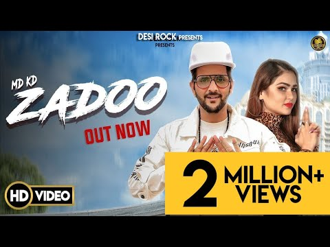 जादू | ZADOO - ROCK | MD KD |Miss Dora | Desi Rock-Latest Haryanvi Songs Haryanavi | Haryanvi Song