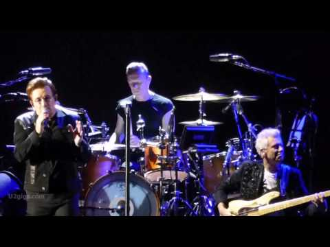 U2 Running To Stand Still, Vancouver 2017-05-12 - U2gigs.com