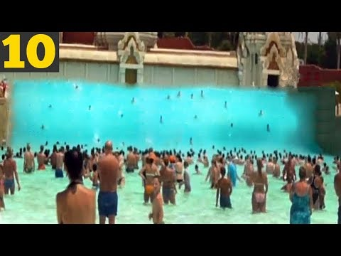 Top 10 Terrifying Swimming Pools - what were they thinking?