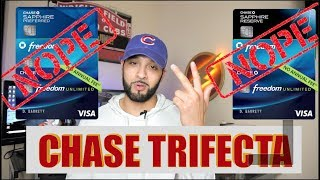 😳🤯🔥$95 CHASE TRI-FECTA MAXIMIZATION SET UP! EARN UR POINTS FASTER!