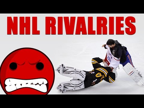What Teams Have Rivalries In The NHL?