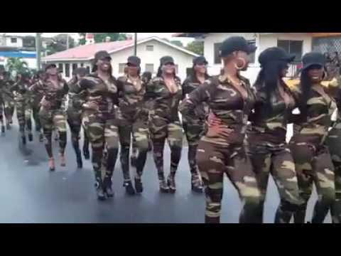 l'armée la plus sexy au monde !