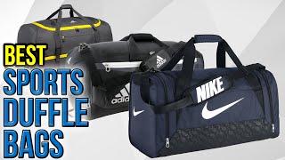 8 Best Sports Duffle Bags 2017
