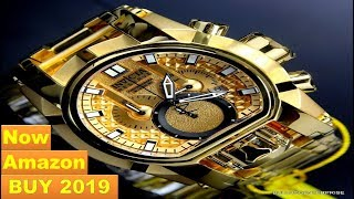 Top 7 Best invicta watches for Men Buy Now 2019