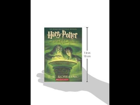 Harry Potter And The Half Blood Prince Ebook Epub