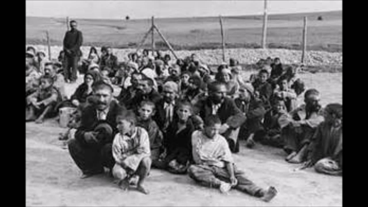 Italy: Gypsy concentration camps 6