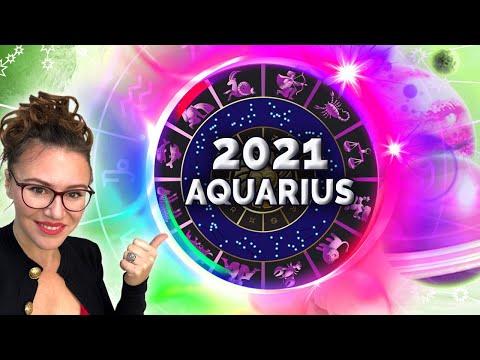 Aquarius 2021 Horoscope