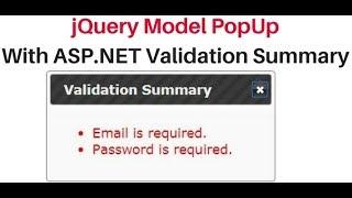 How to fix asp net error modal, Asp Net Error Videos