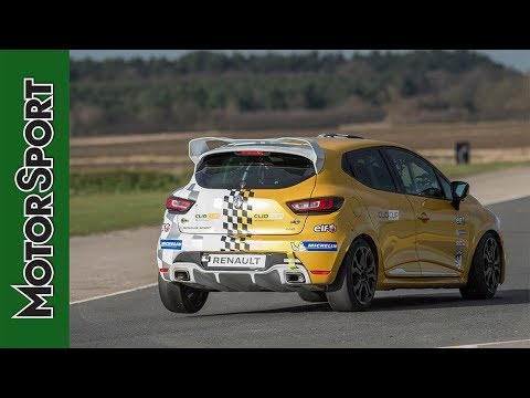 On track with the Renault Clio Cup | How to Drive – Episode 4