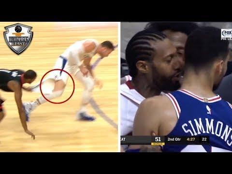 "NBA ""GRUDGE & HATRED"" Moments"
