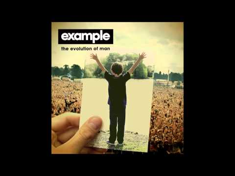 Example - Snakeskin (Produced by Friction & Sheldrake) - The Evolution of Man (Album)