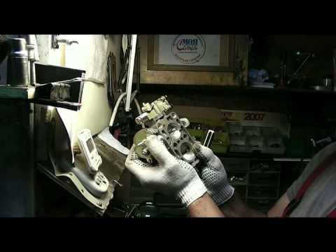 Светлов ремонт карбюратора  к151 часть 1