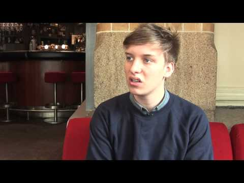 George Ezra interview (part 1)