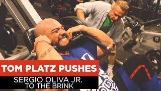 EP2: Tom Platz Pushes Sergio Oliva Jr. TO THE BRINK!