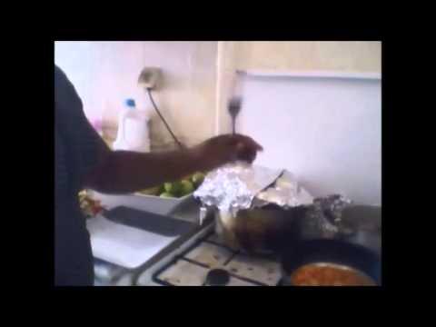 Boucaner sa viande avec tatie maryse doovi - Comment cuisiner poulet fume ...