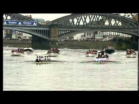 Oxford Cambridge Boat Race 2003