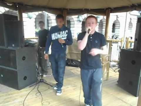 Garton & Danger live @ Nottingham Riviera