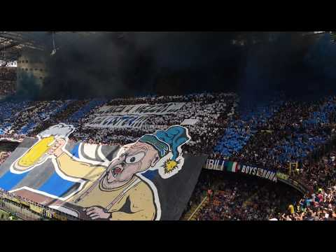 Pazza Inter Amala - Derby 2017! In 4K!