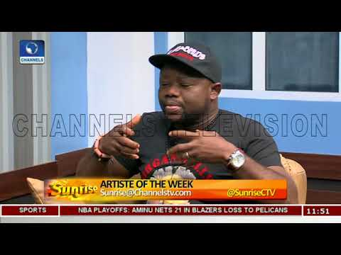 Nigeria Film Industry Lacks Government Support - Lancelot Imasuen Pt 3 | Sunrise |