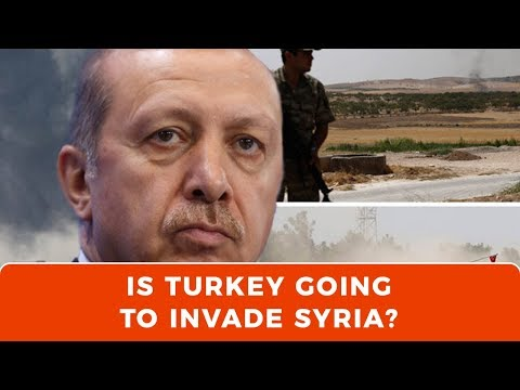 Is Turkey gearing up to invade Syria and wipe out the Kurds?
