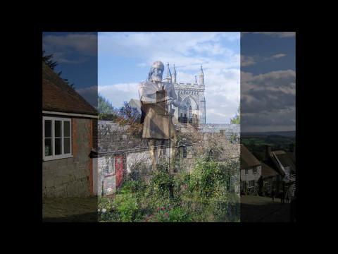 A walk around Shaftesbury, Dorset