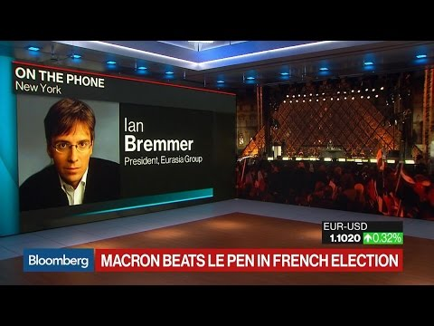 Eurasia's Bremmer Says Not the End of Populism in France