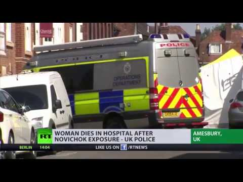 UK police unable to link Amesbury compound to one used in Salisbury