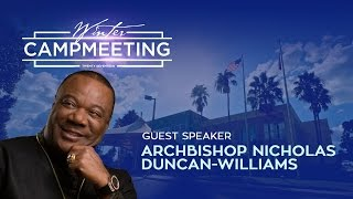 2017-01-28 Sat. PM | WCM 2017 | Rodney Howard-Browne | Archbishop Nicholas Duncan-Williams