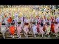 阿波おどりファン必見!総踊り4Kフルバージョン!踊り子さんの笑顔がすてき!徳島市…
