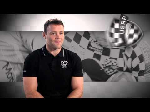 USRP - Interview Anthony HUDSON - Saison 2012/2013