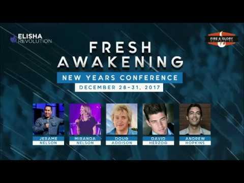 2:30 PM  | Doug Addison | December 30, 2017: --  Give Link - https://secure.subsplash.com/ui/access/JBHNP4  Streamed live from San Diego, CA.  Schedule: Wednesdays 7pm - Encounter Nights Thursdays 7pm - School of the Spirit Fridays-Sundays 7pm - Revival Meetings Saturdays 10am - Outreach (not live streamed)  Host Location: Heart Of God Church 16935 W. Bernardo Dr. Ste 195 San Diego, CA 92127  www.elisharevolution.com  CCLI Streaming License CSPL086197