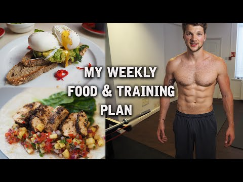 How I eat & train to lose fat!