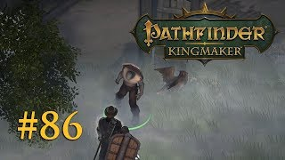 Let's Play Pathfinder: Kingmaker # 86 – Mein Freund, der Ghoul (Blind / Deutsch)