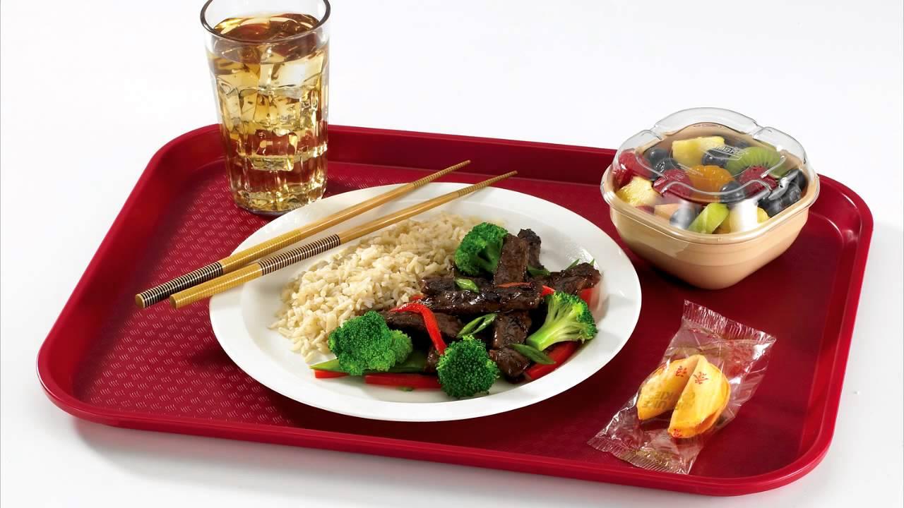 Cambro Tray: Fast Food Tray