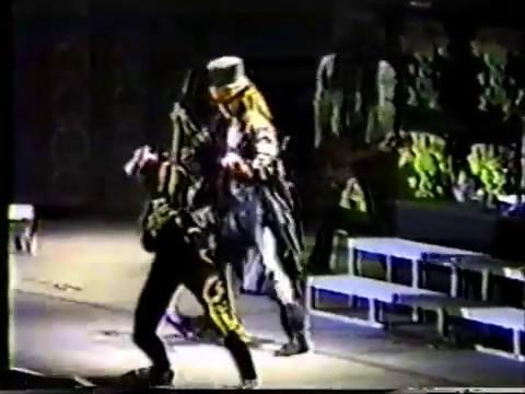 LA GUNS Detroit 1988 Live Phil Lewis...