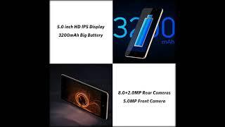 LEAGOO POWER 2 Мобильный телефон Алиэкспресс  Android 81 50 HD IPS 2 Гб ОЗУ 16 Гб ПЗУ