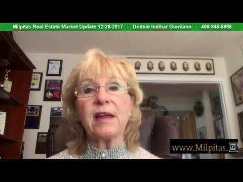 Milpitas Real Estate Market Update 12 28 2017
